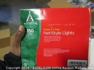 Net Style Lights