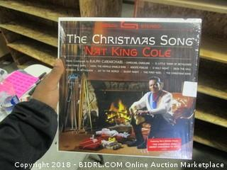 Nat King Cole Christmas Album