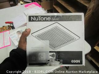 Nutone Basic Exhaust Fan