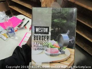 Weston Burger Express