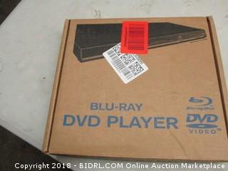 Blu Ray DVD Player