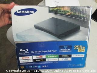 Samsung Blue Ray Disc/DVD Player