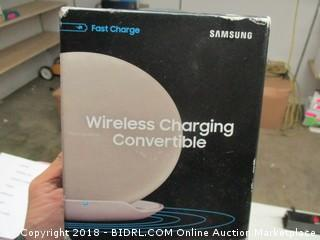 Samsung Wireless Charging Convertible