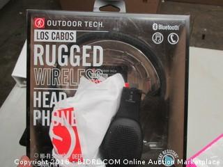Los Cabos Rugged Wireless Head Phones