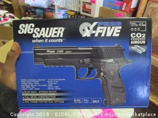 Sig Sauer CO2 Airgun