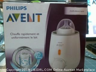 Philips Avent Bottle Warmer