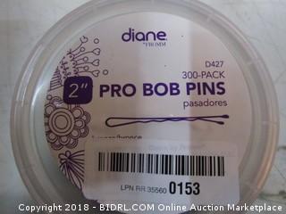 Pro Bob Pins