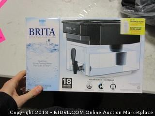 Brita Water Filtration System