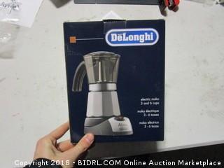 Delonghi Mixer