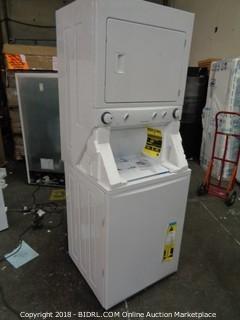 Frigidaire Stacked Washer/dryer