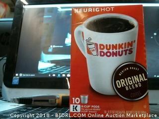 Keurig Hot Coffee
