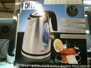 Elite Cordless Electric Kettle