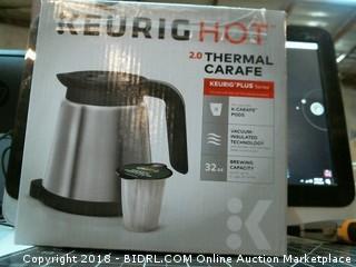 Keurig Hot Thermal Carafe