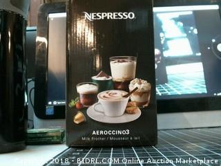 Nespresso  Milk Frother