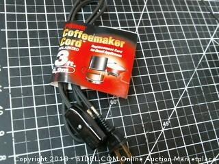 Coffeemaker Cord