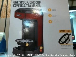 Bella One Scoop, One Cup coffee & tea Maker