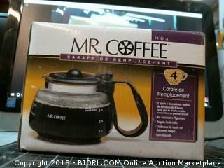 Mr Coffee Carafe
