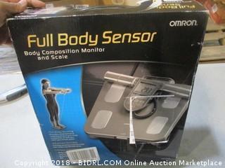 OMRON Full Body Sensor Scale