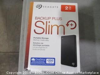Sea Gate Backup Plus Slim