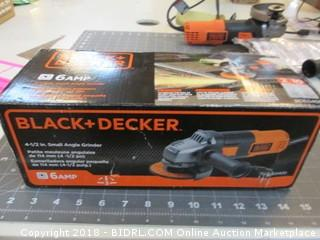 Black + Decker Small Angler Griner