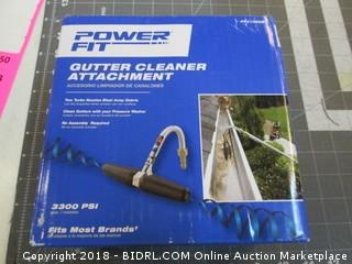 Gutter Cleaner attachment