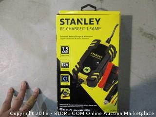 Stanley Re-Chargeit 1.5 AMP
