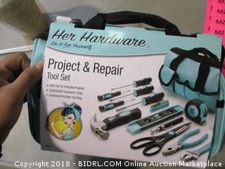 Project and Repair Tool Set