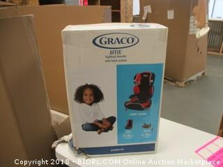 Graco High Back Boostser