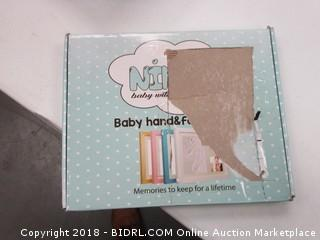 Baby Hand and Foot Frames