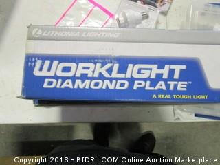 Worklight Diamond Plate