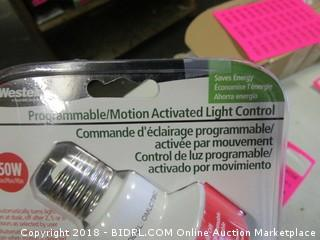 Motion ACtivated Light Control
