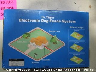 Electronic Dog Fence