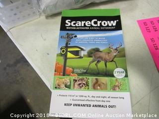 Scarecrow Animal Deterrent