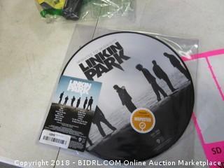 Linkin Park CD