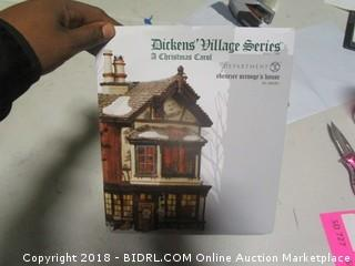 Village Series Ebenezer Scrooge's House