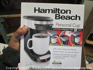 Hamilton Beach Personal Cup Coffee Maker