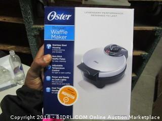 Oster Belgium Waffle Maker