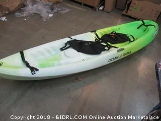 Malibu Two 2GF Envy Ocean Kayak