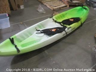 Ocean Kayak 12-Feet Malibu Two Tandem Sit-On-Top Recreational Kayak (Retail $699.00)