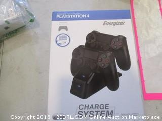 PlayStation 4 Charge System