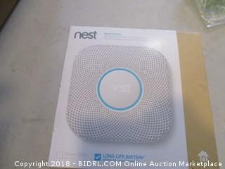 Nest Protect Smoke and CO Alarm