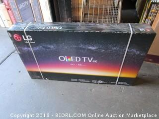 "OLED TV 4k 55"" 4K"