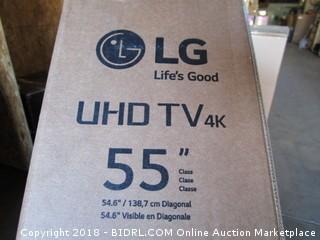 """LG UHDTV 4K 55"""""""