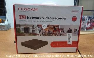 Foscam HD Network Video Recorder