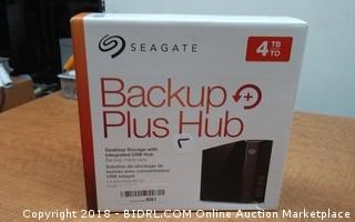 Seagate Backup Plus Hub