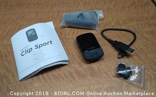 San Disk Clip Sport Plus Player