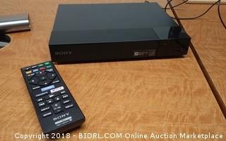Sony Blu Ray Disc/ DVD Player
