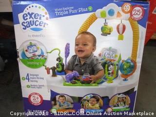 Baby Exer saucer