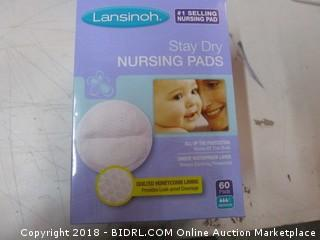 Stay Dry Nursing Pads
