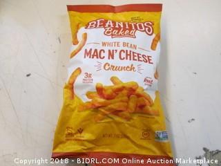 Beanitos Baked White Bean Mac N Cheese Crunch